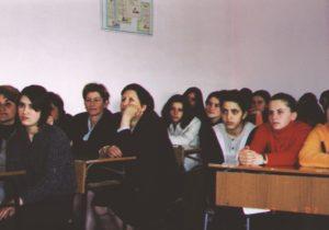 Vocational training center for street children 1997 Tirana